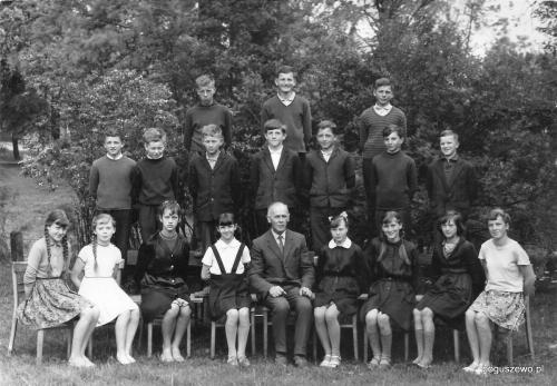 19-1 Rocznik 52 klasa VII rok 1966