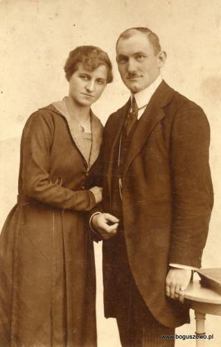 Alojzy i Elżbieta Firyn