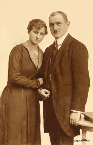 Elżbieta i Alojzy Firyn