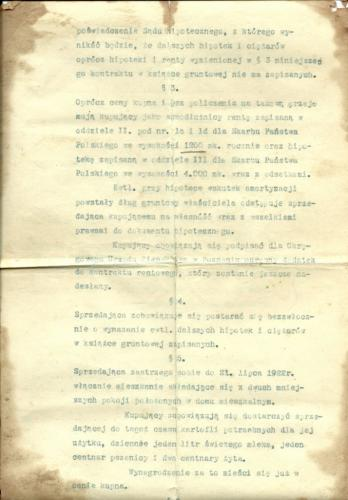 1922r  dobiasz   akt kupna gospodarstwa  4