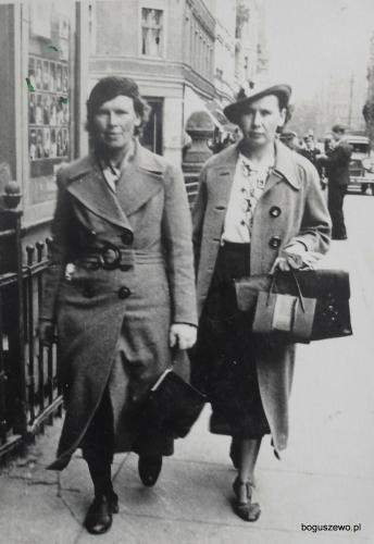 1935r.ok. Panie z Boguszewa w Grudziądzu