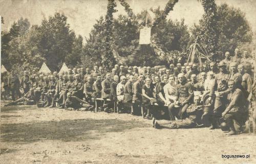 Hallerczycy w Boguszewie
